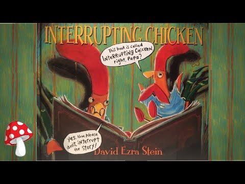 Interrupting Chicken By David Ezra Stein (Read Aloud) | Storytime/ Self-control