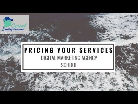 Pricing Your Services | Social Media Marketing Agency | Digital Marketing Agency