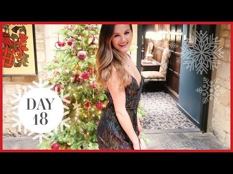 GLEAM CHRISTMAS PARTY | Vlogmas #18
