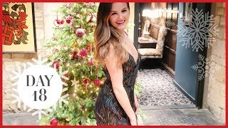 GLEAM CHRISTMAS PARTY | Vlogmas #18 thumbnail
