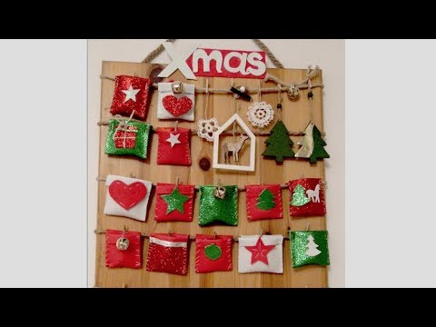 🎄NeW! DIY Advent Calendar  VLOGMAS #3  Christmas🎄