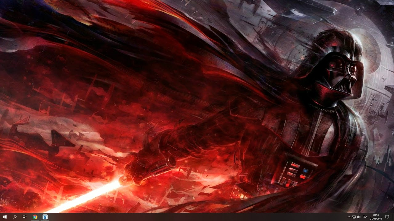 Star Wars Darth Vader Wallpaper Engine