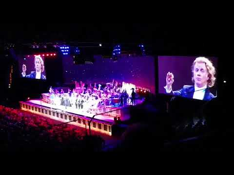 Andre Rieu Arena Hamburg 2018 By Alshoubassy Youtube