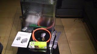 Produkttest - Gas-Gewächshausheizung Frosty 4500 von Bio Green im Test