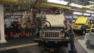 Jeep - Toledo North Assembly Complex
