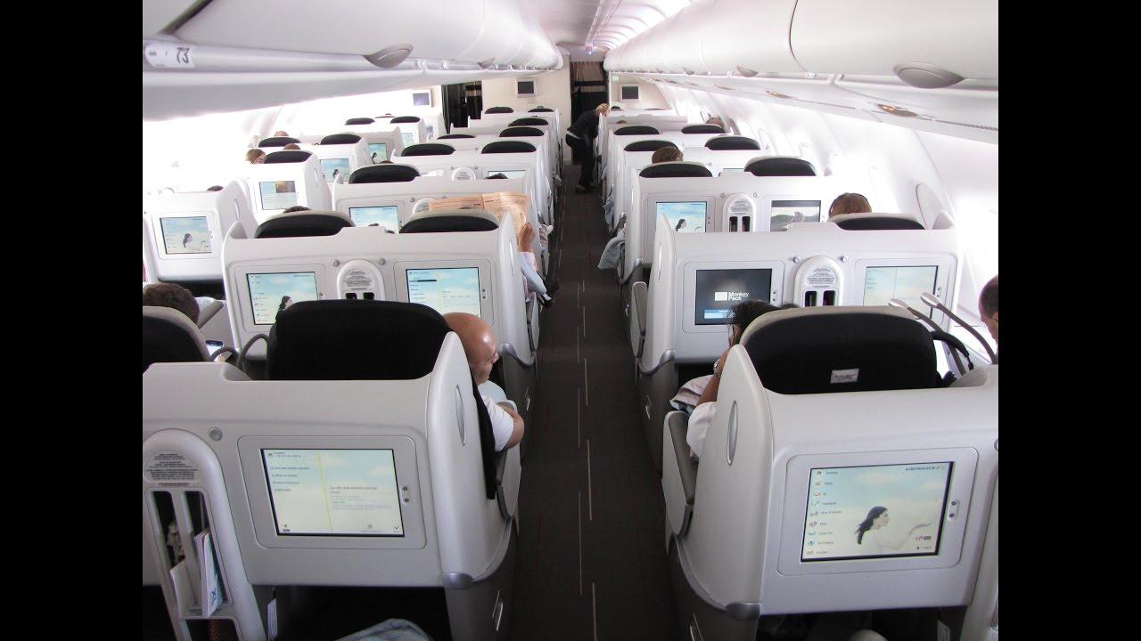 Flight Report Air France Paris New York Airbus A380 800 Business
