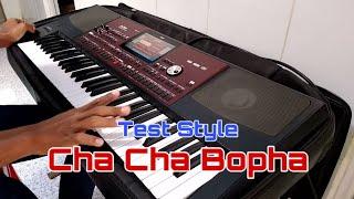 Cha Cha Bopha - Music Khmer   Thắng Korg Khmer