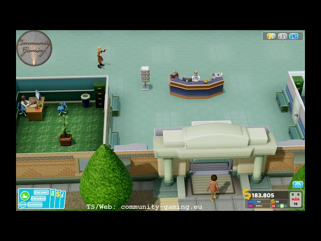 Aller Anfang ist schwer | Folge #001 | Let's Play Two Point Hospital