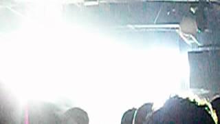 babasonicos cuello rojo en el auditorio sur de temperley