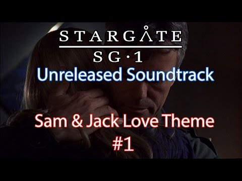Stargate SG-1: Sam and Jack Love Theme | Unreleased Music