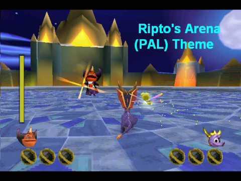 Spyro Music: Riptos Arena PAL Theme: No Opera + mp3