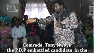 PROPHET I O SAMUEL PROPHECY ON ANAMBRA STATE POLITICS