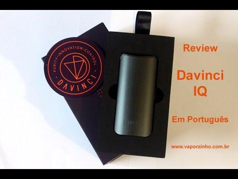 Review Davinci IQ em Português