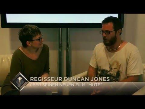 """Regisseur Duncan Jones über seinen neuen Film """"Mute"""""""