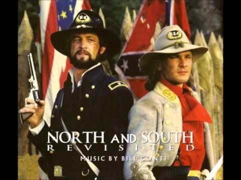 Bill Conti - North and South - Main Title