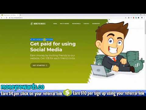 Make money online in 2019 with moneyrewards Free Paypal Money