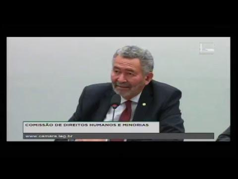 DIREITOS HUMANOS E MINORIAS - Reunião Deliberativa - 29/03/2017 - 14:56