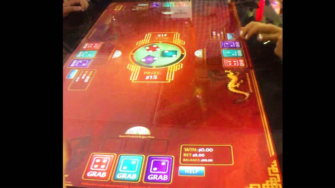 dragon dice slot machine