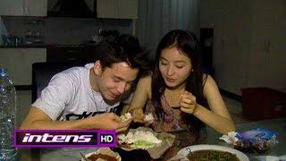 Makan Malam Romantis Stefan-Wilona - Intens 14 Januari 2016