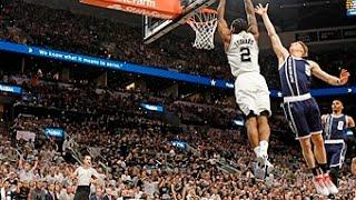 Top 5 NBA Plays: April 30th