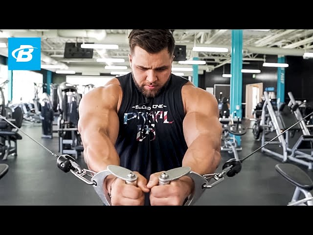 Favorite Mass Building Chest Workout | IFBB Pro Regan Grimes