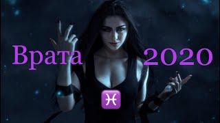 Рыбы. Таро-прогноз на 2020 год ♓️ Tarot horoscope/塔罗牌星座