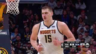 Portland Trailblazers vs Denver Nuggets | April 29, 2019