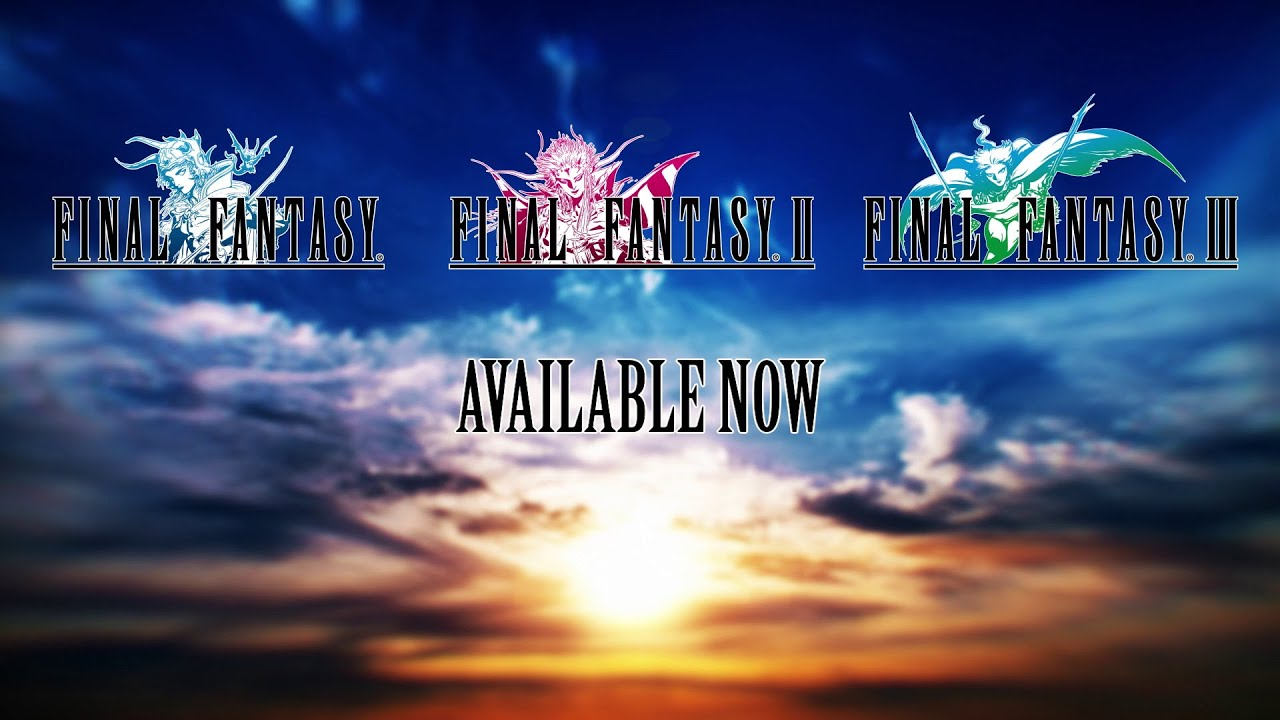 FINAL FANTASY pixel remaster | Launch Trailer
