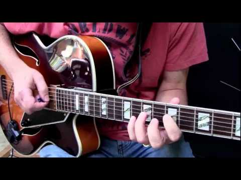 Moondance - Jazz Guitar