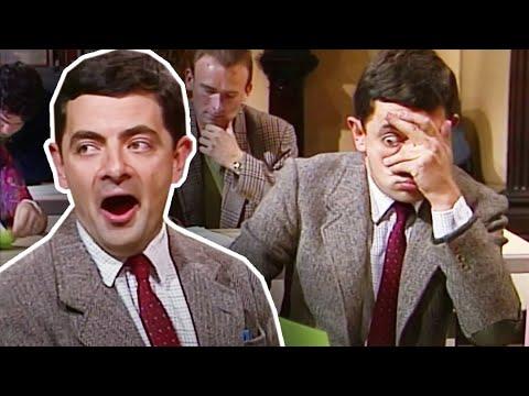 Mr Bean's EXAM 📚  Mr Bean Full Episodes   Mr Bean Official
