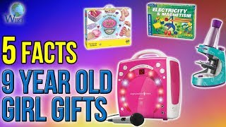 Video 9 Year Old Girl Gifts: 5 Fast Facts download MP3, 3GP, MP4, WEBM, AVI, FLV September 2018
