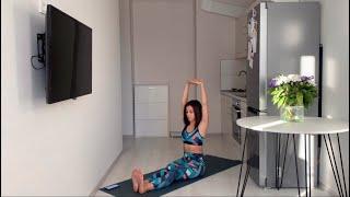 Тренируемся дома: упражнения барре для укрепления мышц спины