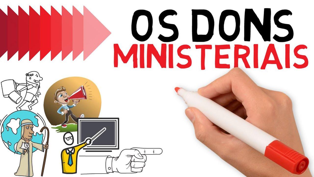 Conheça os DONS ministeriais (estudo Bíblico) | #53