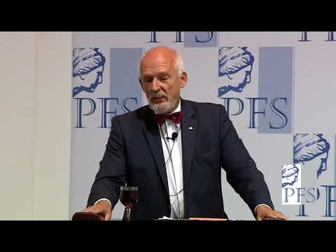Janusz Korwin-Mikke, The EU Parliament: Report from inside the Insane Asylum, (PFS 2017)