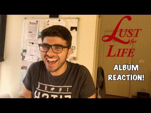 Lana Del Rey - Lust For Life ALBUM Reaction Video