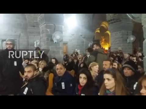 Syria: Christmas festivities get underway for Homs' Orthodox community