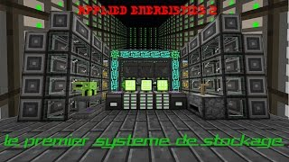 [TUTO] Applied energistics 2 #1   Le premier système de stockage