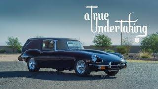 "The ""Harold and Maude"" Jaguar E-Type Hearse: A True Undertaking thumbnail"