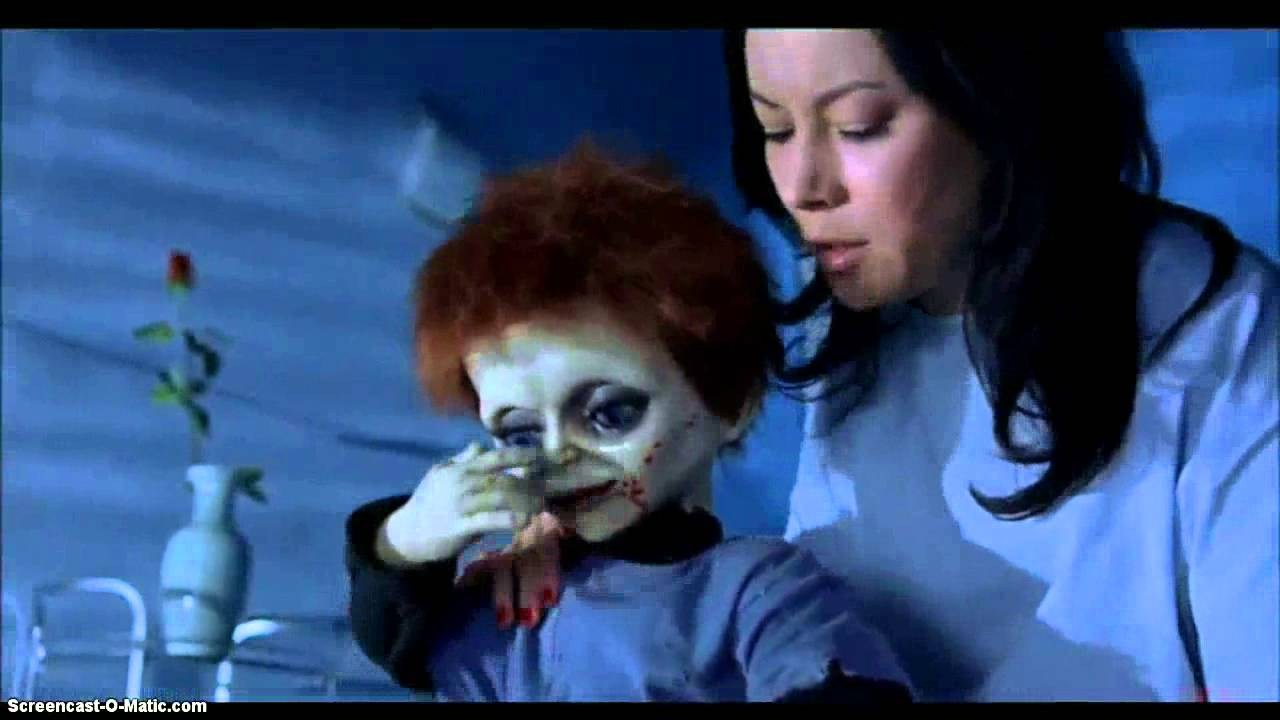 seed of chucky chuckys death scene hd youtube