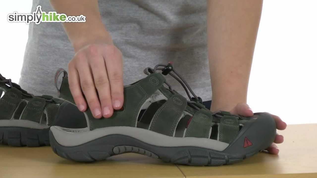 1ff3baa642ab Keen Mens Newport Sandal - www.simplyhike.co.uk - YouTube