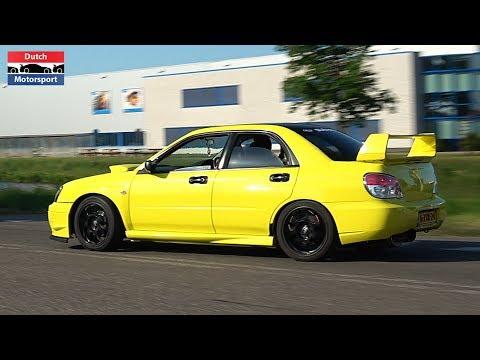 Subaru Impreza WRX STi Compilation 2018 - BRUTAL Sounds!