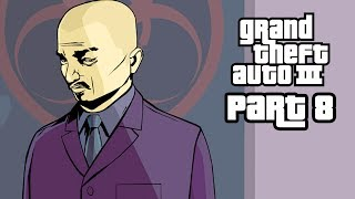 Grand Theft Auto 3 PS4 Gameplay Walkthrough Part 8 - GRAND THEFT AUTO (GTA 3)
