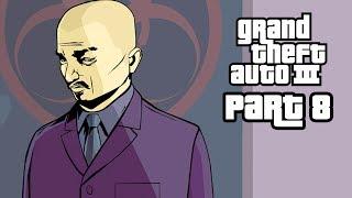 Grand Theft Auto 3 Gameplay Walkthrough Part 8 - GRAND THEFT AUTO (GTA 3)