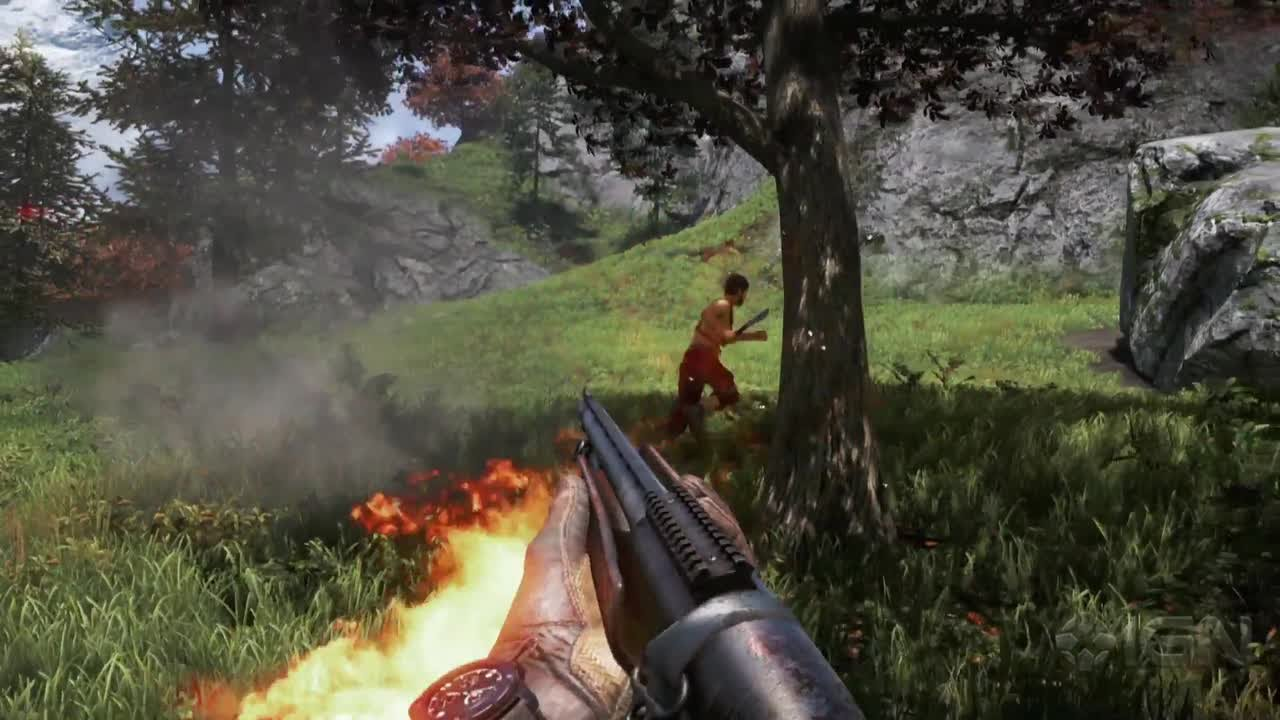 Far Cry Weapons Far Cry 4 Weapons Trailer