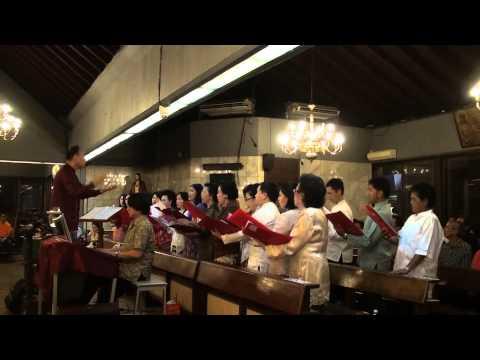 Serviam In Cantare - Trimalah Ya Tuhan