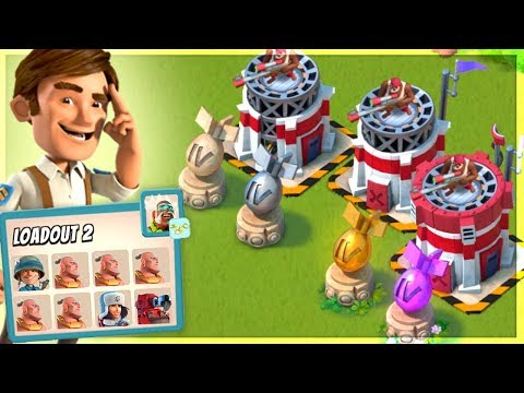 Boom Beach MARCH 2018 UPDATE OVERVIEW! NEW Prototypes, Mega Crab Trophies and More!