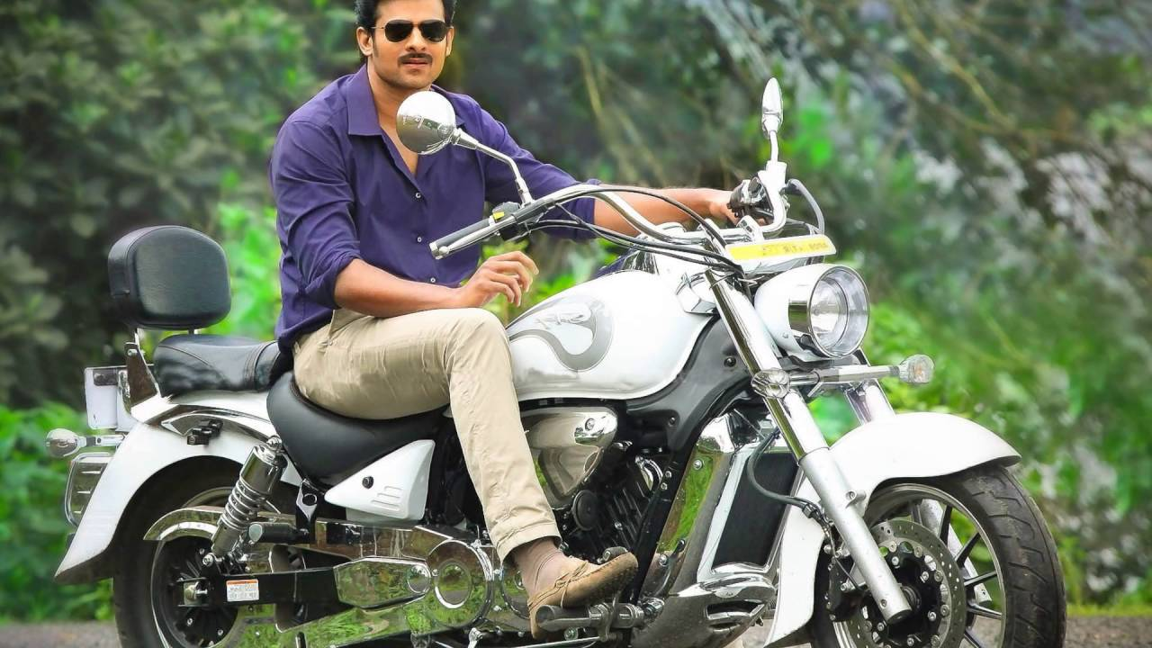 Image result for prabhas motorcycle