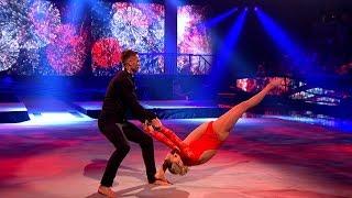 John Partridge's Acrobatic Floor Performance to 'Of The Night' - Tumble: Episode 1 - BBC One