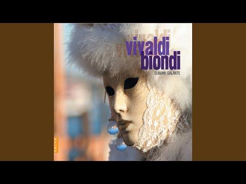 Concerto Per Violino E Organo In D Minor, RV 541: III. Allegro Molto