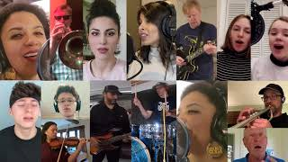 Inspirational Music Video With 17 Musicians From Boston To Italy